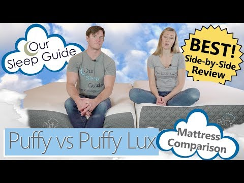 Puffy vs Puffy Lux Memory Foam Mattress Review 2019 & BEST Coupons Too!