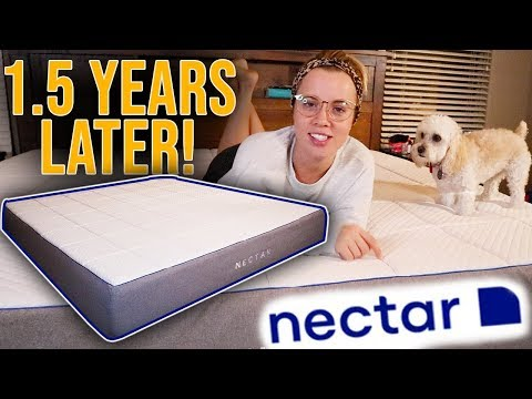 Nectar Mattress Review (2018 UPDATE) – 1.5 YEARS LATER!
