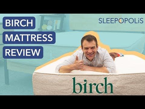 Birch Mattress Review – An Organic Bed for Natural Sleep?