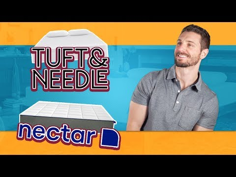 Nectar vs Tuft and Needle | Budget Mattress Review (2019 UPDATE)