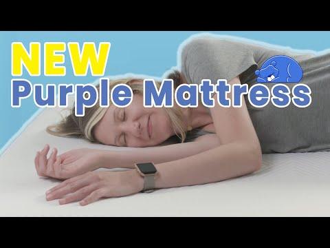 New Purple Mattress Review | Better than the Original? (2019) (Purple 2, Purple 3, Purple 4)