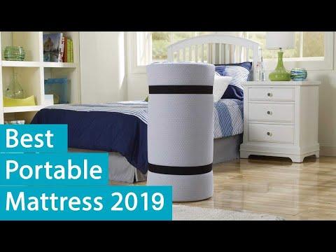 Best Portable Mattress 2020