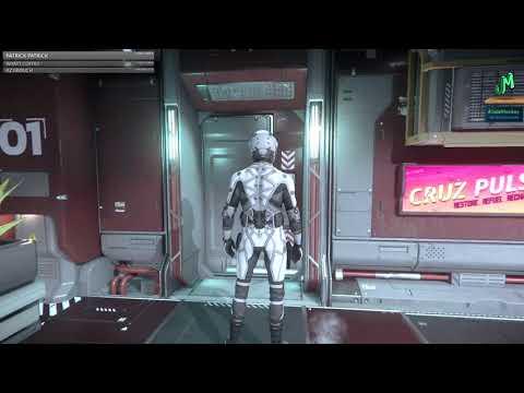 Door Camping EZ-HAB ? Space Turtle Loot ? Star Citizen