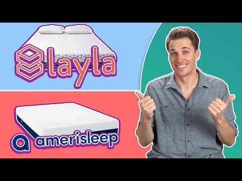 Amerisleep vs Layla | Memory Foam Mattress Comparison (2020)