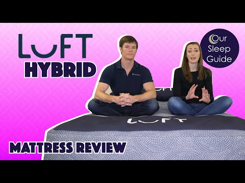 2020 Luft/LuuF Hybrid Luxury Firm Mattress Review: Unbiased & Straight Forward + Coupons!