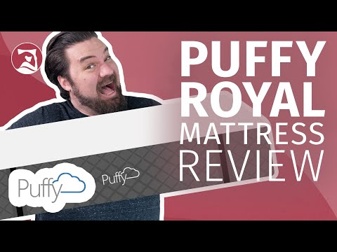 Puffy Royal Mattress Review – Is It The BEST Memory Foam Mattress??