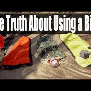 Truth About Using a Bivy – When, Where, Why and Why Not