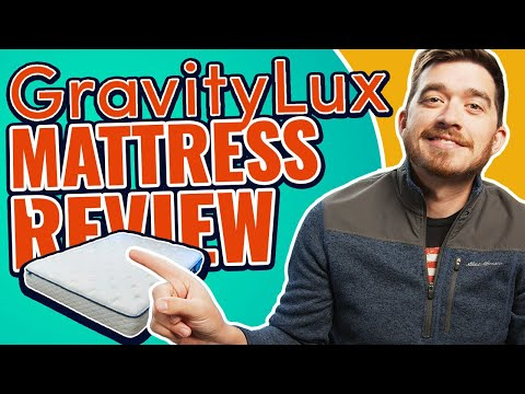 WinkBed GravityLux Review 2021 (Best Memory Foam Mattress?)