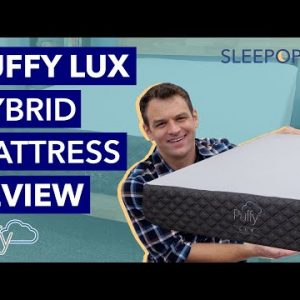 Puffy Lux Hybrid Mattress Review (2020) – Will You Like It?