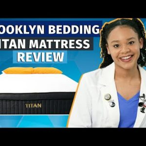 Brooklyn Bedding Titan Review – The Best Hybrid Mattress For Heavy People?